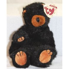 TY Attic Treasure - IVAN the Bear -- You can get more details by clicking on the image. (This is an affiliate link) #Puppets