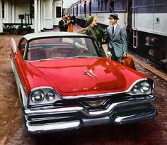 "2013.07.27 letvent.com post---""Classics from Detroit"" 33  -1957 Dodge Royal Lancer"