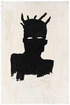 Self Portrait, 1983 - Jean-Michel Basquiat