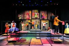 """Bye Bye Birdie and """"Telephone Hour"""". Many years ago, I was one of the telephone teens in the cubicals. It was a fun show to be in."""