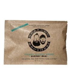 Bearded Brothers Colossal Coconut Mango Energy Bar: For fuel on the fly, there's no beating this organic treat packed with 6 grams of protein and plenty of almonds, dried mango, unsweetened coconut, and chia seeds.