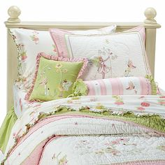Whistle & Wink™ Fairyland Quilt and Accessories - BedBathandBeyond.com