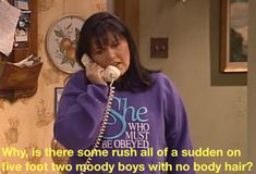 When she perfectly expressed the thoughts of every parent of a junior high school-aged daughter: | 19 Times Roseanne Was The Parent We All Aspire To Be