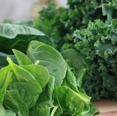 Why We Steam Kale (and other dark leafy greens)