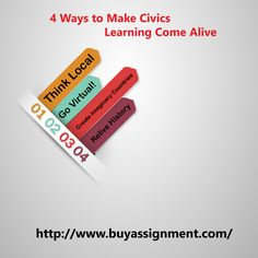 4 Ways to Make Civics Learning Come Alive