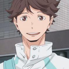 Oikawa Tooru, Hinata Shouyou, Iwaoi, Kenma, Top Anime Characters, Picture Icon, Volleyball Anime, Handsome Anime, Haikyuu Anime