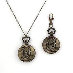 Sale Preis: Unisex Riesenrad Quartz Metallic Halskette Uhr und Schl¨¹sselbund Uhr , Halskette Uhr. Gutscheine & Coole Geschenke für Frauen, Männer und Freunde. Kaufen bei http://coolegeschenkideen.de/unisex-riesenrad-quartz-metallic-halskette-uhr-und-schl%c2%a8%c2%b9sselbund-uhr-halskette-uhr