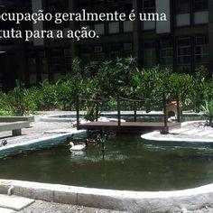 Portanto, pare de se preocupar e aja. Tenha coragem, mude. Faça terapia!  #psicologia #psicóloga #NovaIguaçu #cognitivocomportamental #preocupação #ação #agir #façaterapia #mudança #terapia #followme