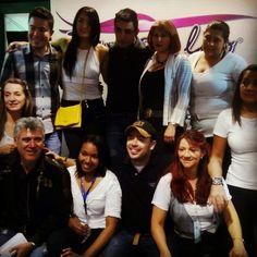 Muchas gracias a todos @lisoextremo1 #lisoextremocolombia