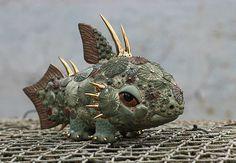 Fairytale Porcelain Creatures By Ukrainian Artist Duo Anya Stasenko and Slava Leontyev