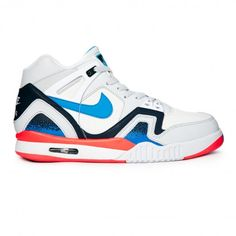 Nike Air Tech Challenge Ii 318408-101 Sneakers — Court Shoes at CrookedTongues.com