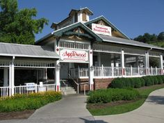 Applewood Barn, Gatlinburg, Tennessee.