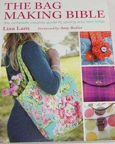 The Bag Making Bible- Lisa Lam
