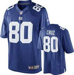Victor Cruz Jersey: Home Blue Limited #80 New York Giants Jersey - http://shop.nflpa.com/Victor-Cruz-Jersey-Home-Blue-Limited-80-New-York-Giants-Jersey-_-1661200393_PD.html?social=pinterest_giants_cruz