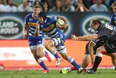 Cheslin Kolbe in action