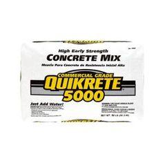 Quikrete 80 Lb Commercial Grade Countertop Mix 1106 80 At