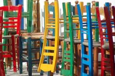 Anti Paros Chairs