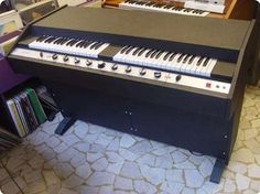 1970s #Mellotron Piano, perfect mechanical condition and appearance !