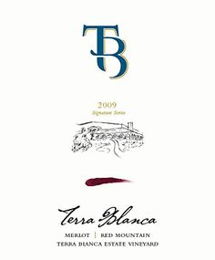 2009 Terra Blanca Signature Series Merlot 750mL ** Check this awesome product by going to the link at the image.