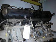 Jeep engine older style