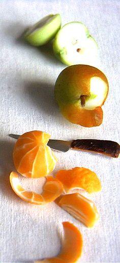 Angie Scarr / Friday - Peeled Fruit
