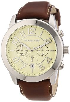 Michael Kors MK8292 Mens Mercer Chronograph Watch