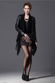 Real Leather Wind Coat With Hood For Female, Medium And Long Length Sheepskin Fur Overcoat With Knits Collar On Hot Sale