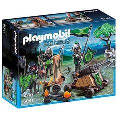 Oferta: 15.71€. Comprar Ofertas de Playmobil Caballeros - Playset con figuras del lobo y catapulta (6041) barato. ¡Mira las ofertas!