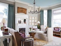 2014 O'More College of Design Showhouse | Traditional Home