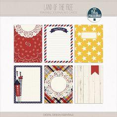 FREEBIE  Journaling Cards   Digital Design Essentials