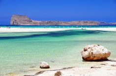 Balos Beach, Crete.