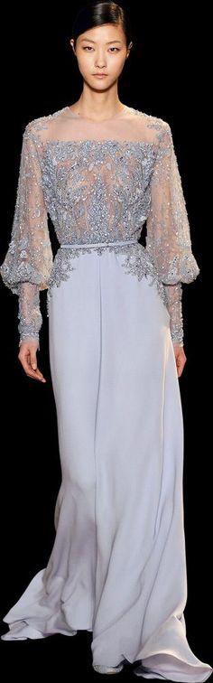 ELIE SAAB - Haute Couture - Printemps Été 2013 Plus