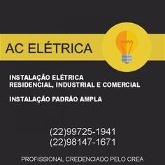 Eletricista em Macaé