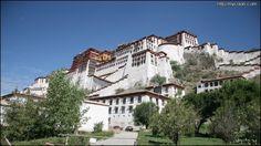 Potala Palace Lassa,Tibet/20100802