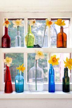 Bottle Displaycountryliving