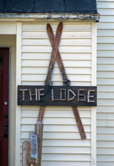Sign for The Lodge house in Oxford, Ohio. Miami University, Ohio, Oxford, Sign, House, Columbus Ohio, Home, Signs, Oxfords