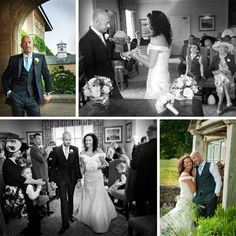Wedding Photography at Lower Slaughter Manor - Cotswold Portrait Studio