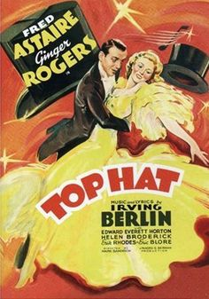 Join us on July 18th at 2pm as we screen Top Hat (1935) at Anderson County Library at the Main Branch.