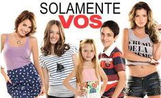 Solamente vos fue una telecomedia romántica argentina protagonizada por Adrian Suar y Natalia Oreiro, producida por Pol-ka Producciones q...