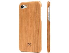 Woodcessories EcoCase iPhone 7 cherry & kevlar  SHOP ONLINE: https://www.purelifestyle.be/technology/iphone/accessoires/bescherming/covers/iphone-7/woodcessories-ecocase-iphone7-cherry-kevlar.html
