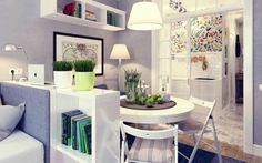 Vous souhaitez rendre votre appartement plus fonctionnel et original? Voici 12astuces sympasque vous allez vite adopter!