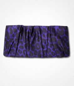RUCHED SATIN CLUTCH  Style: 9802195  $39.90 #ExpressJeans