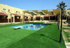 Madinat Sultan Qaboos, Muscat, Oman Palm Tree Garden Court 2 Bed Townhouse Fully Refurbished Available For Immediate Rent. Rental OR750/pm ..