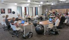Shareable: 20 Must-See U.S. Coworking Spaces -Hera Hub