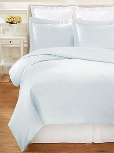 Westport Linens 1200 TC Egyptian Cotton Duvet Cover Set (Blue)