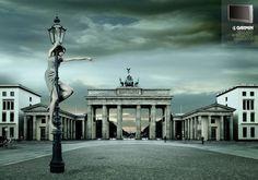 Garmin GPS: A seductive navigator, Lamp | #ads #adv #marketing #creative #publicité #print #poster #advertising #campaign < repinned by www.BlickeDeeler.de | Have a look on www.Printwerbung-Hamburg.de