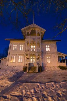 (1) FINN – REINSVOLL - Historisk sveitservilla fra 1899 med flotte detaljer og store muligheter! Sentrumsnært.