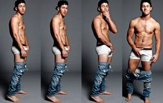 Nick Jonas photographed by Yu Tsai for the latest coverstory of Flaunt magazine.