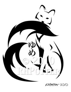 Yume Kitsune by RHPotter.deviantart.com on @deviantART