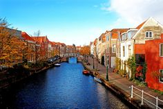 Leiden is known for the oldest university in the Netherlands, the birthplace of Rembrandt and its beautiful canals.
